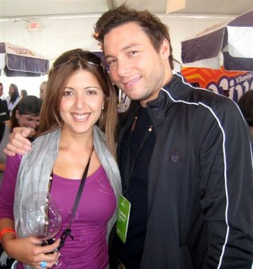 Rocco Dispirito y Doreen Colondres