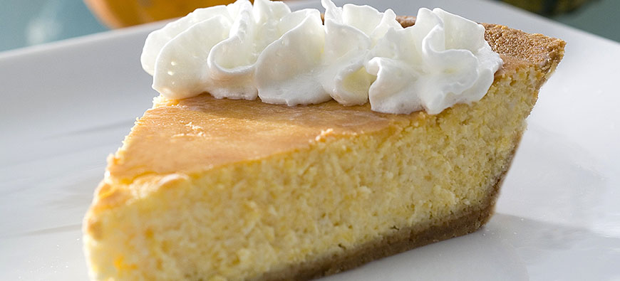 Cheesecake de Calabaza (Auyama) - Doreen Colondres